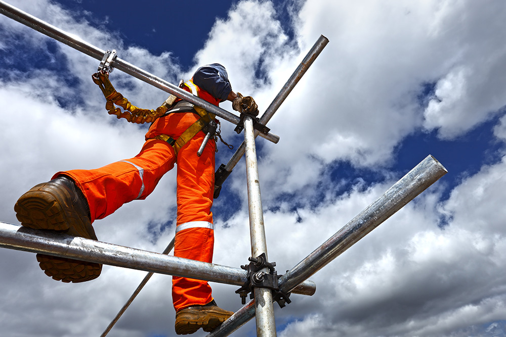 Fall Protection Safety Month