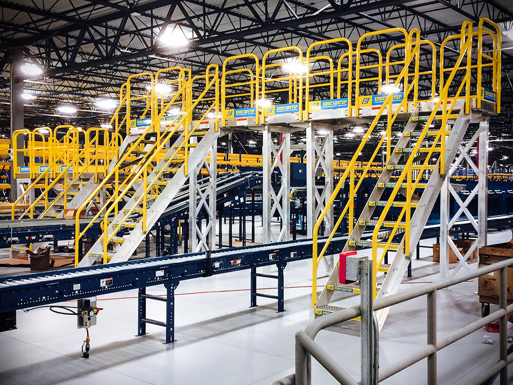 manufacturing fall protection