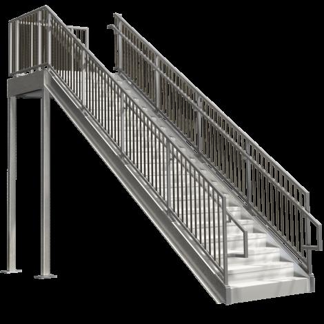 International Building Code  Stairs