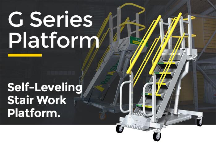 Prefabricated Metal Stairs, Aluminum Steps U0026 Work Platforms   ErectaStep