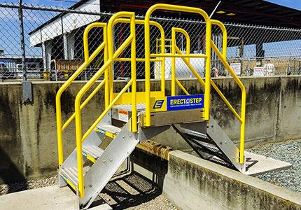 metal-stairs-work-platforms - RollaStep