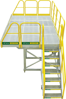 Rolling Platforms