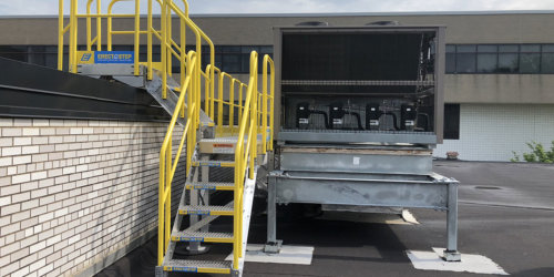 HVAC Stair Units